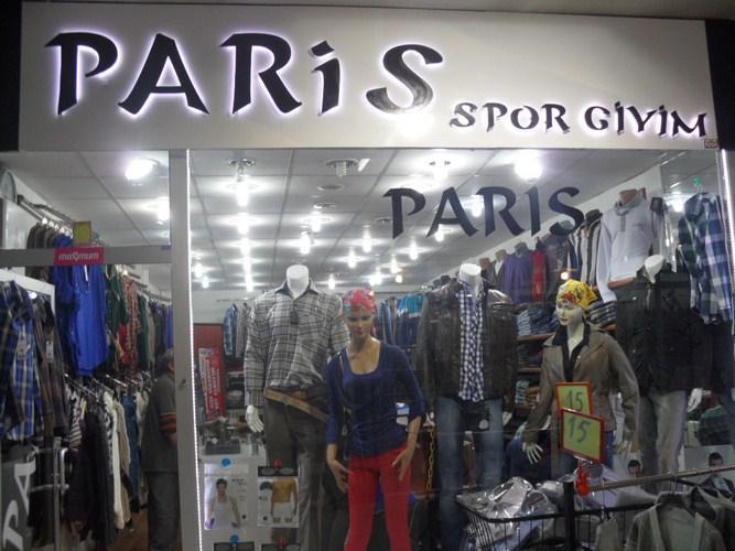 Paris Spor Giyim